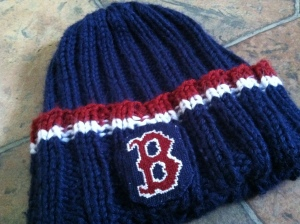 Rob's Red Sox Hat 02
